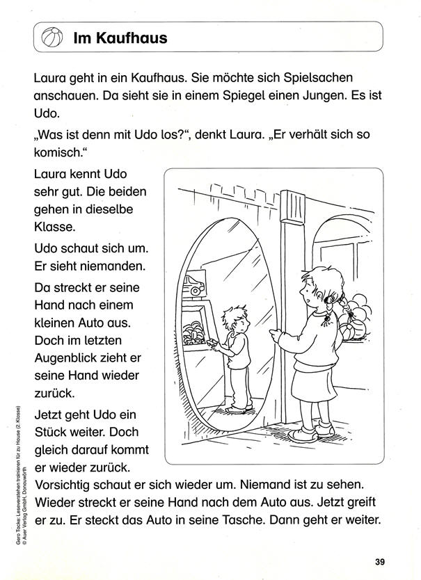 arbeitsblatt vorschule 187 lese252bungen 1 klasse kostenlos